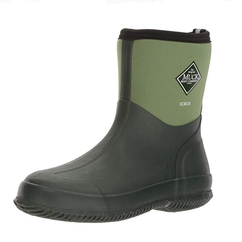 Muck Boot - Scrub - Garden Green - UK12