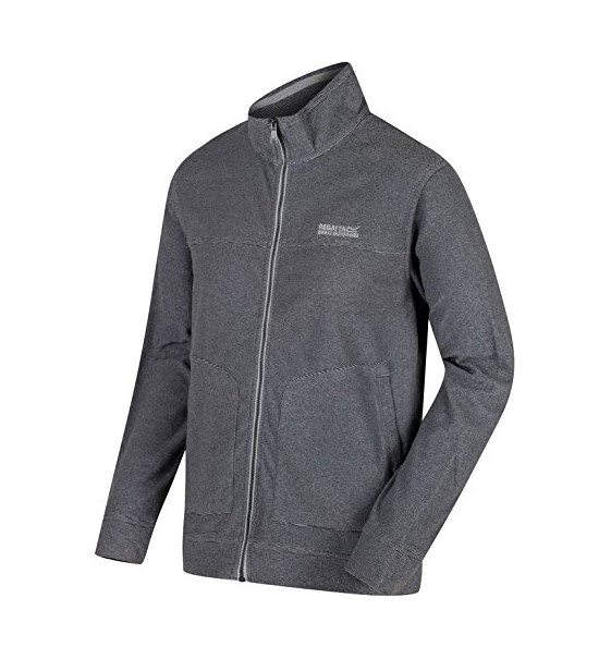 Regatta Mens Ultar III Fleece Jacket - Light Steel - XXXL