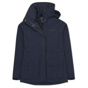 Musto Ladies Fenland Pack Jacket - Navy - UK 16