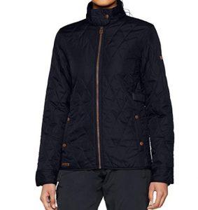 Regatta Ladies Camryn Quilted Jacket - Navy - UK 8