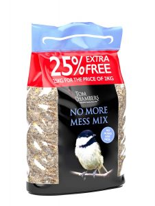 Tom Chambers No More Mess Mix - 25% FOC 2.5kg