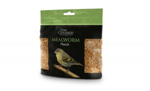 Tom Chambers Mealworm munch 1kg