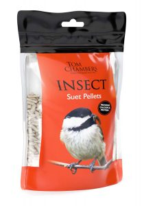 Tom Chambers Insect Suet Pellets 0.9kg