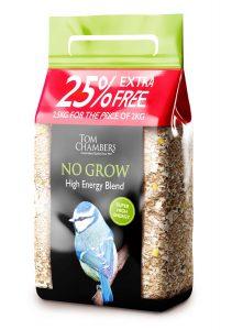 Tom Chambers No Grow High Energy - 25% FOC - 2.5kg