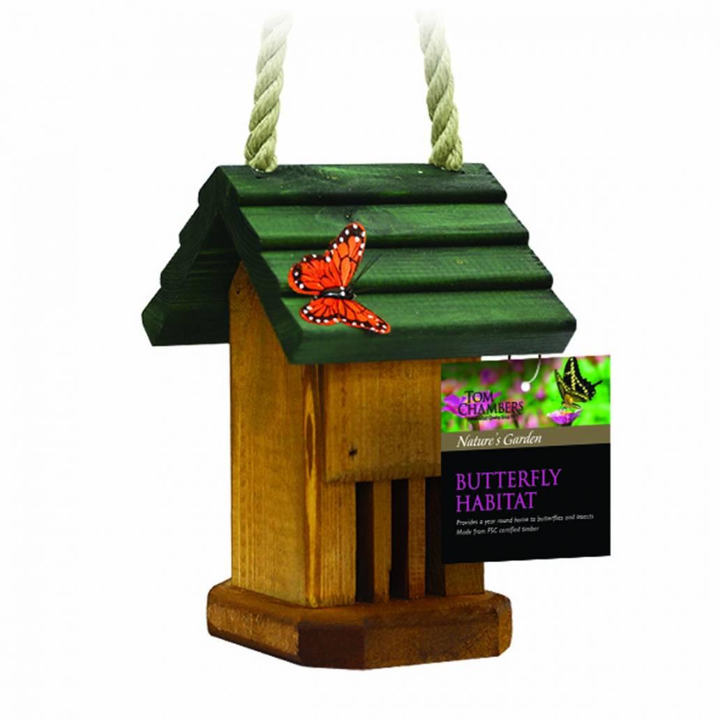 Tom Chambers Butterfly Habitat (FSC)