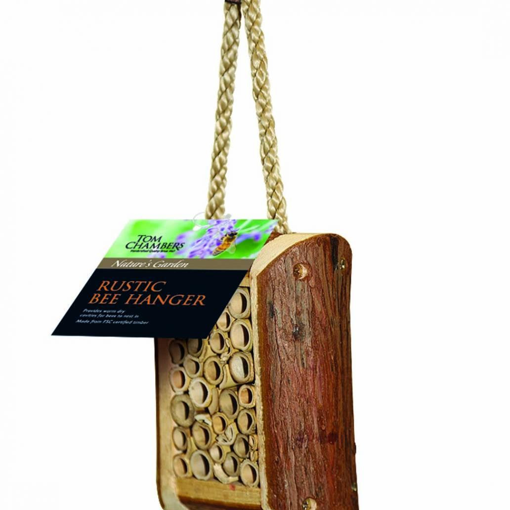 Tom Chambers Rustic bee hanger