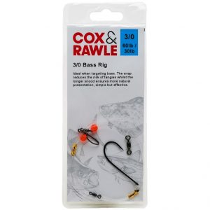 Cox And Rawle Bass Rig Size 4/0