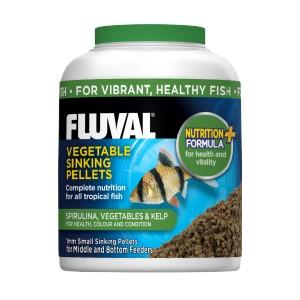 Fluval Vegetable Sinking Pellets 90g