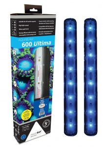 TMC Aquabeam 600 Ultima Strip Reef Blue Twin