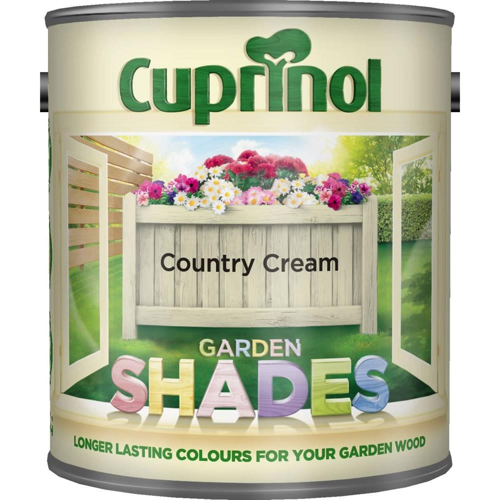 Cuprinol Shades Country Cream