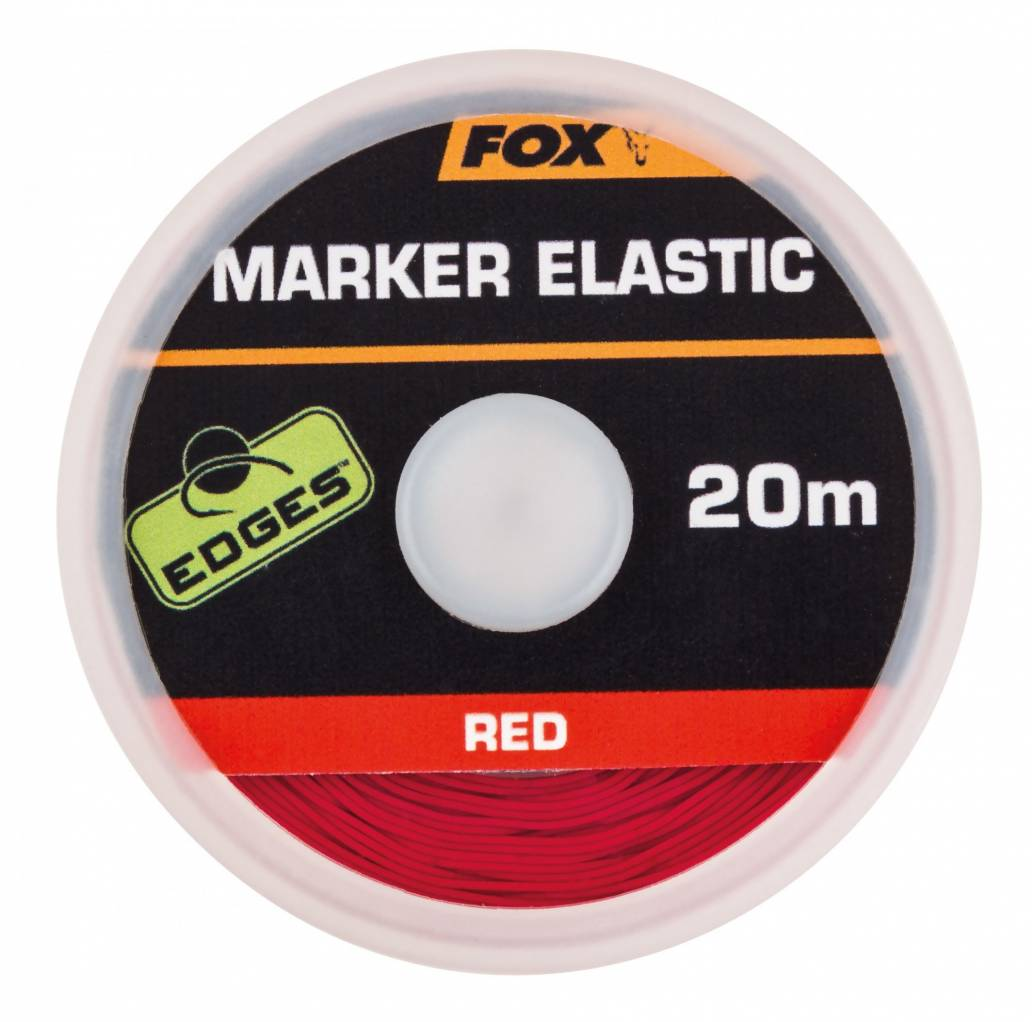 Fox Edges Marker Elastic x 20m - Pink