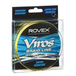 Rovex Viros Braid 150yd Green 30lb
