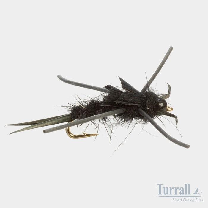 Turrall Black Hvy Stone Nym 14
