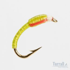 Turrall Fluorescent Green Flex-Epoxy Buzz 12