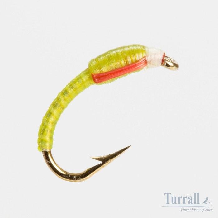 Turrall Fluorescent Green Flex-Epoxy Buzz 12