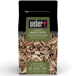Weber Mesquite Wood Chips 0.7kg 17625