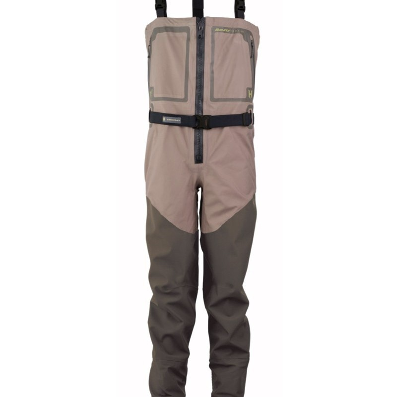 Hodgman Aesis Sonic Zip Stocking Foot Waders Large