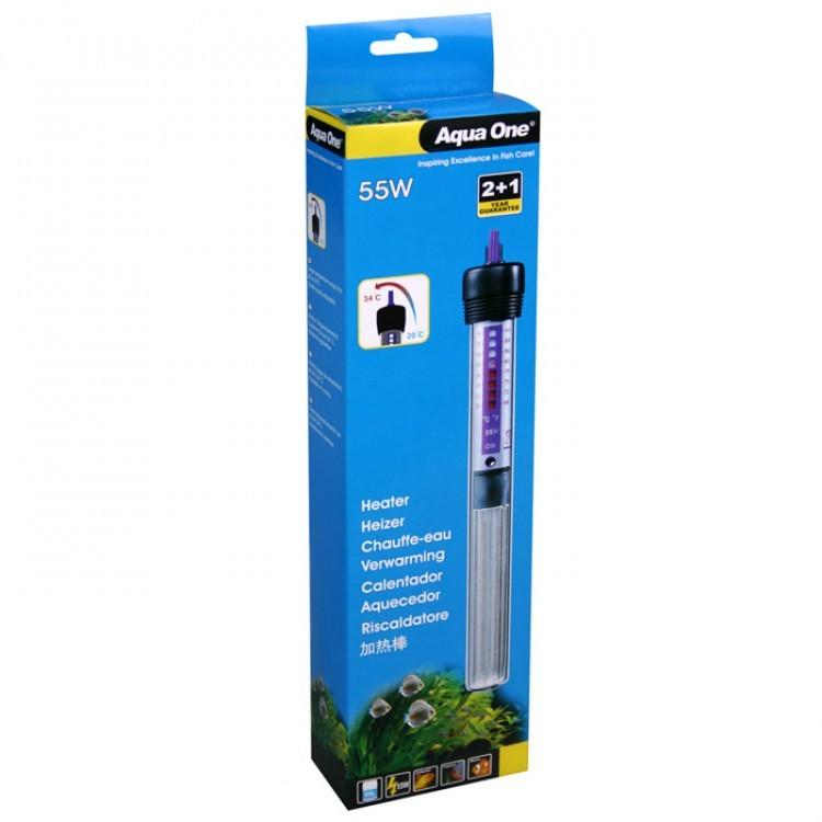 Aqua One 100W Glass Heater