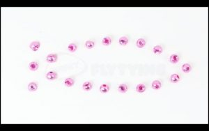 Anodised - Pink 3.5mm
