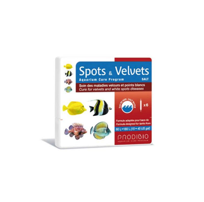 Prodibio Spots & Velvets SALT 6pk