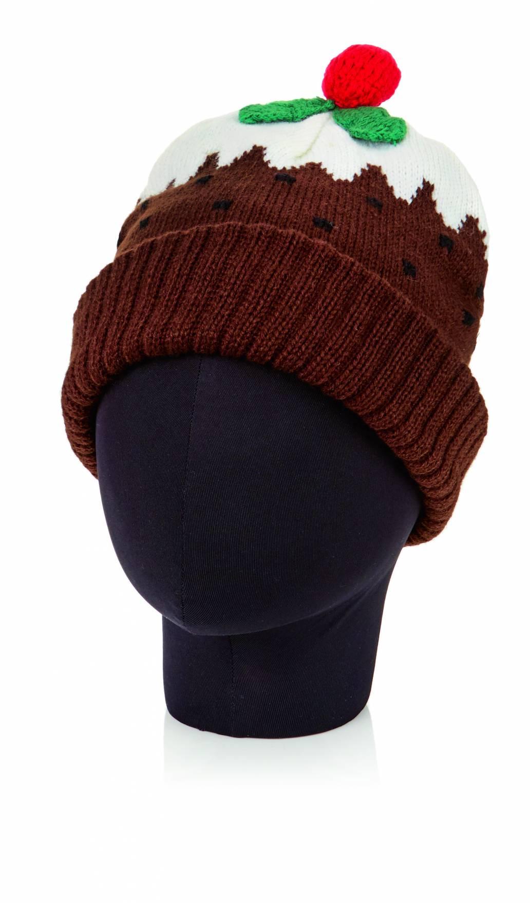 Premier 25cm Adult Christmas Pudding Hat