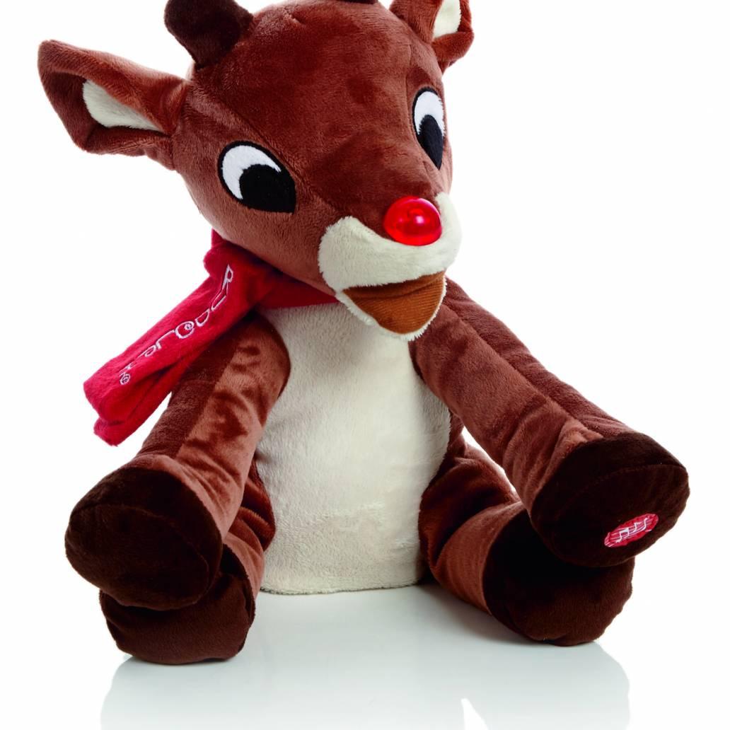 Premier 30cm Lit Musical Reindeer
