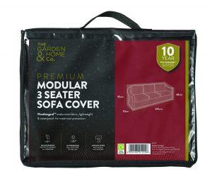 Gardman MOD 3 Seat Sofa Cover Green 37029