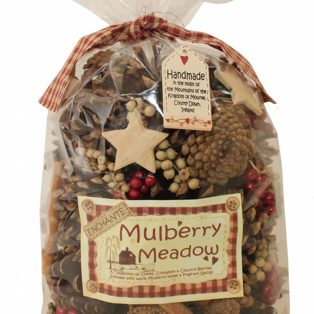Enchante Country Scented Petals & Pods - Lge - Mulberry Meadow