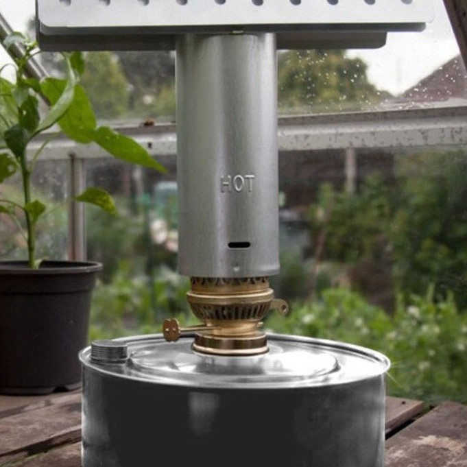 Apollo Greenhouse Heater - Single