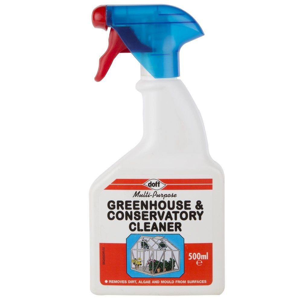 Doff Greenhouse & Conservatory Cleaner - 500ml