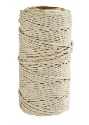 Gardman White Cotton String