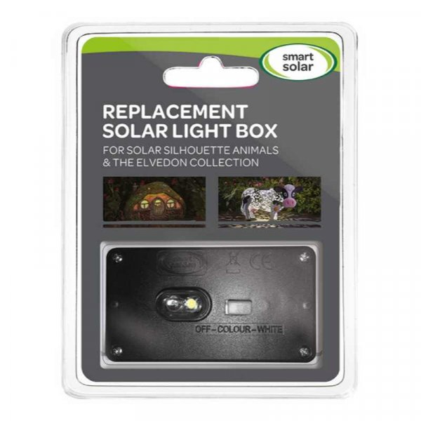 Smart Garden Replacement Solar Light Box