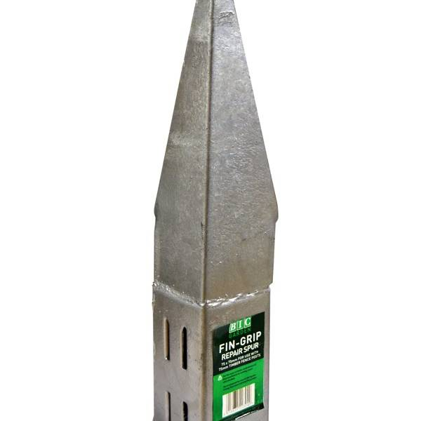 BIC Garden Fin-Grip Repair Spur - 75mm x 75mm