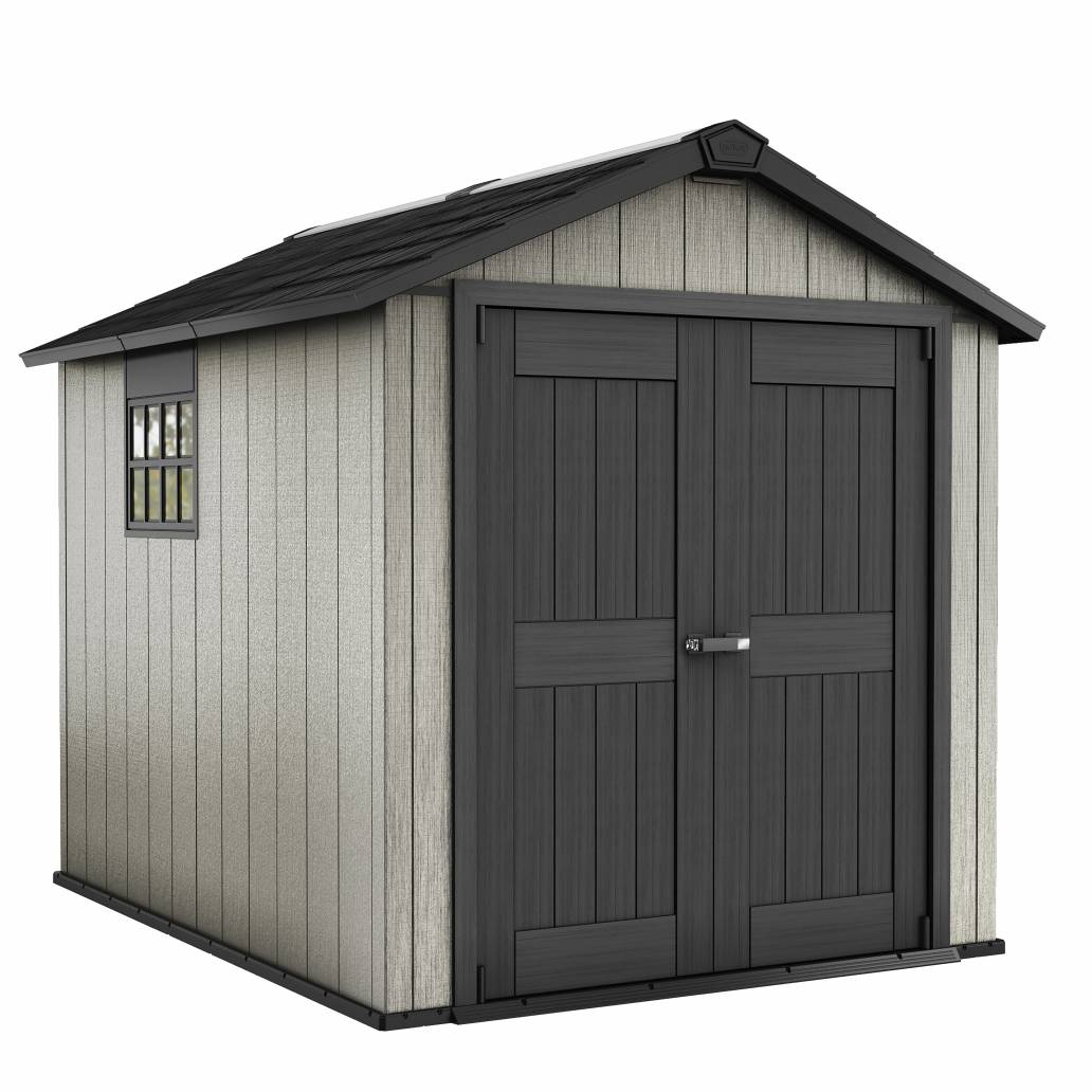 Keter Oakland Shed 759 - Brownish Grey