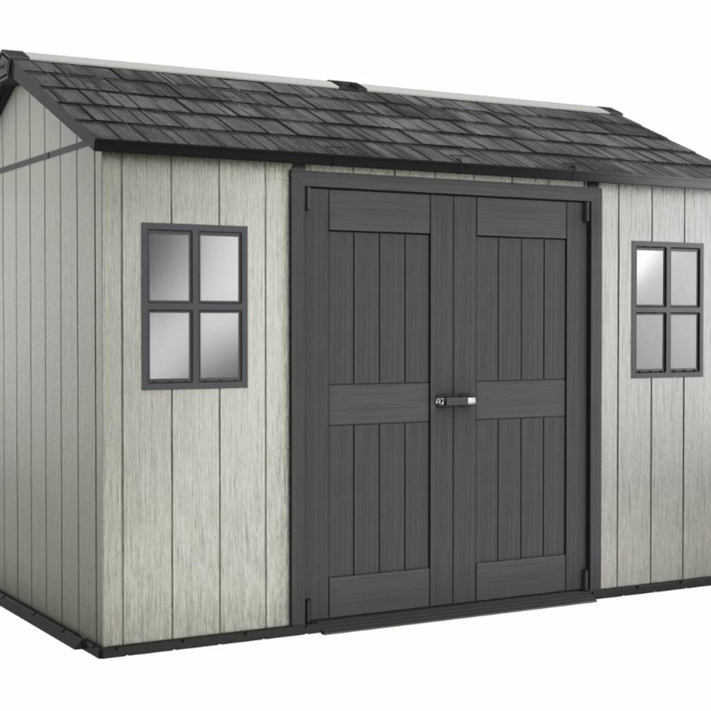 Keter Oakland Shed 1175 - Brownish Grey