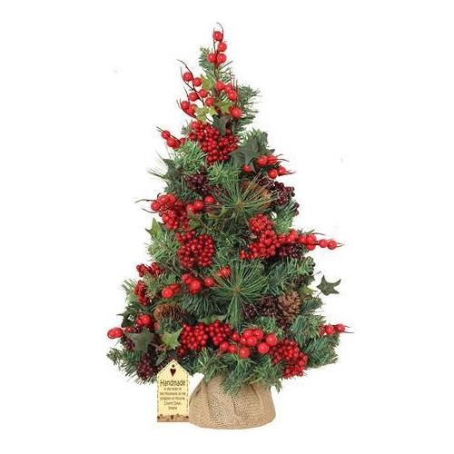 Enchante Woodland Berry Large Tree 60cm