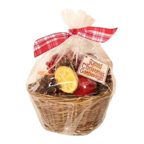 Enchante Scented Gatherings Gift Basket