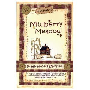 Enchante Mulberry Meadow Fragranced Sachet