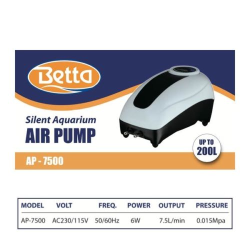 Betta AP-7500 Air Pump