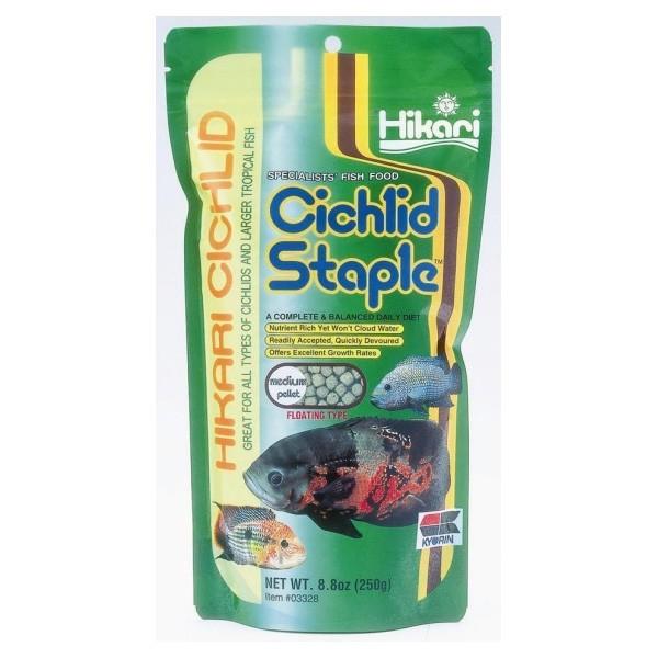 Hikari Cichlid Staple Med 250G