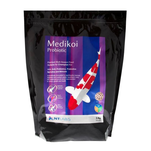NT Labs Medikoi Probiotic 6mm 3kg