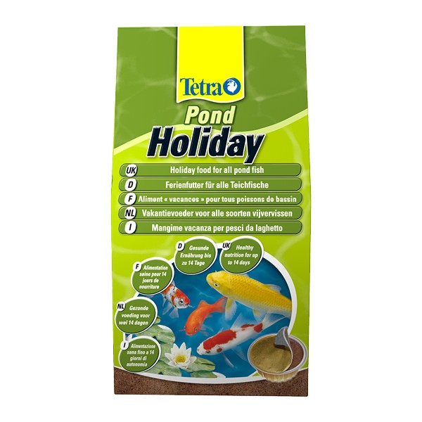 Tetra Pond Holiday Food 98g