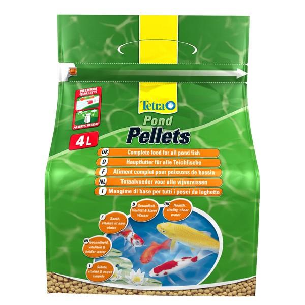 Tetra Pond Pellets 4L 1030g