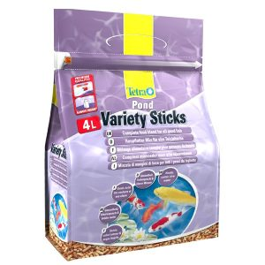 Tetra Pond Variety Sticks 4L 600g