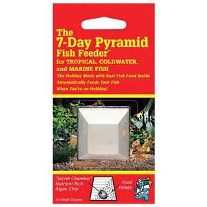 Api Pyramid 7 Day Fish Feeder