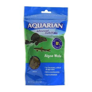 Aquarian Algae Wafer 255 Gm