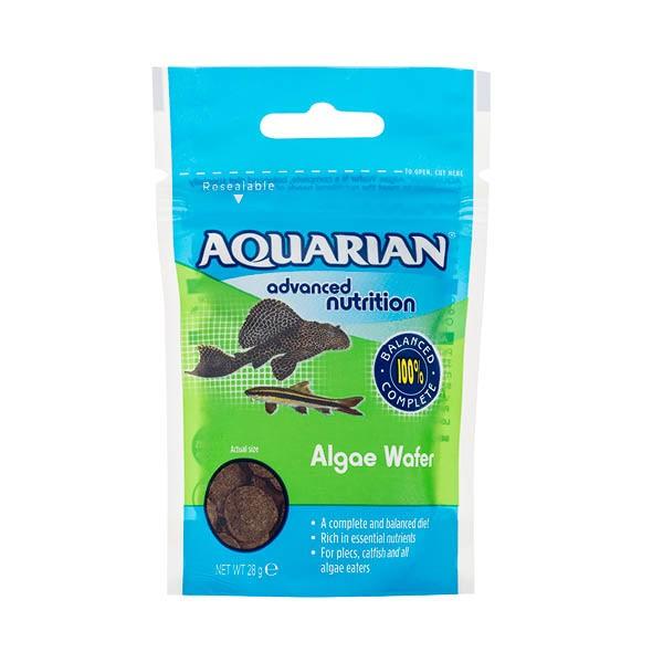 Aquarian Algae Wafer 28 Gm