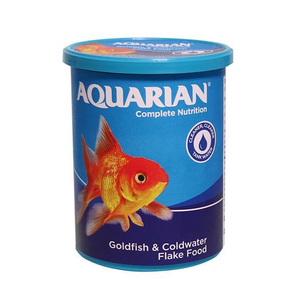 Aquarian Goldfish Flakes 100g