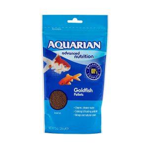 Aquarian Goldfish Pellets 284G