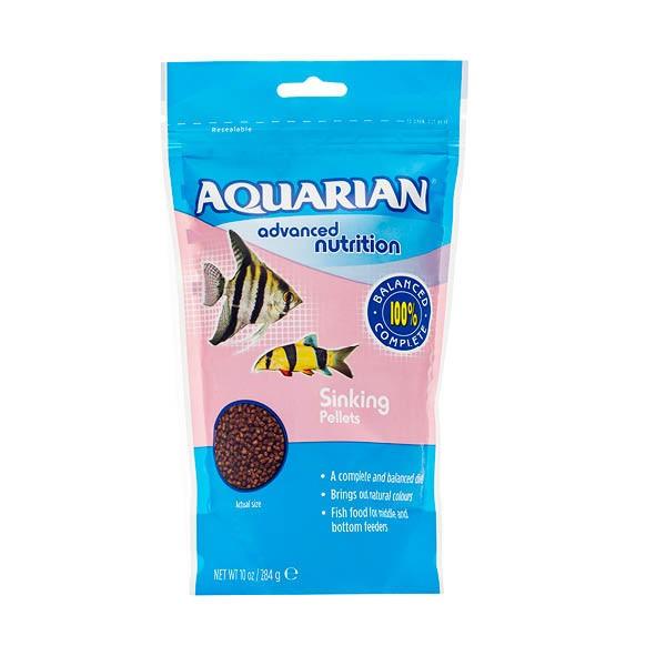 Aquarian Sinking Pllet 284Gm